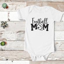 Футбольная Одежда для мамы и дочки повседневные комплекты с
