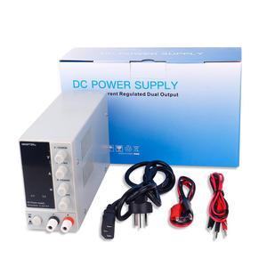Image 5 - NPS3010W Labor Netzteil 30V10A Strom Regler Schalter Netzteil Einstellbar Spannung Regler Bank Quelle Digital