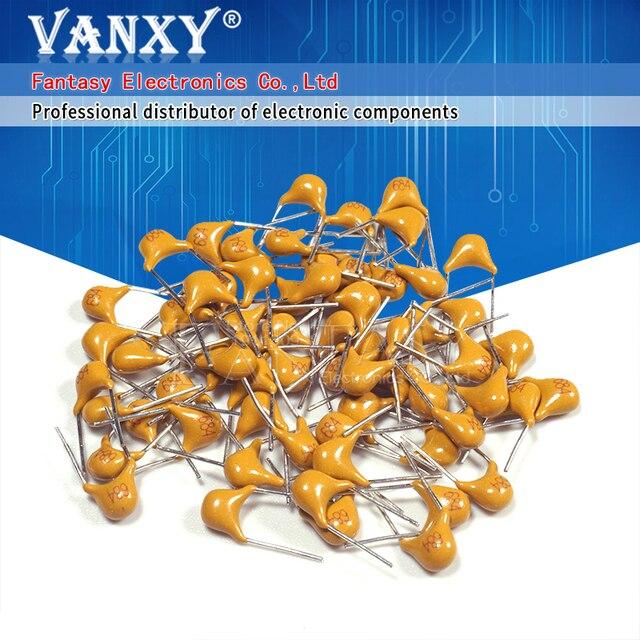 100Pcs 50V monolithic ceramic capacitor 10PF ~ 10UF 22PF 47NF 220NF 1NF 4.7UF 1UF 100NF 330NF 0.1UF 102 104 105 106 103 473 334 1