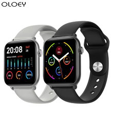 Smart Watch Men Women IP68 Waterproof Temperature Monitor Heart Rate Monitor Multi Sport Mode Smartwatch For Android IOS Watch lemfo les3 smart watch smartwatch ip68 waterproof smartwatch gps heart rate monitor multiple sport modes for ios android phone