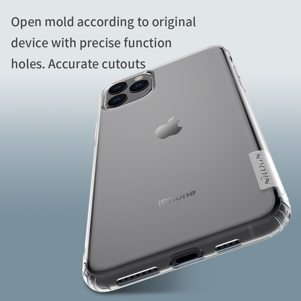 Nilikin Clear Case for iPhone 11/11 Pro/11 Pro Max 9