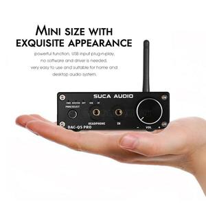Image 4 - Nobsound Mini Bluetooth 5.0 USB DAC Audio Decoder Stereo HiFi Headphone Amplifier Optical AUX Black/Silver