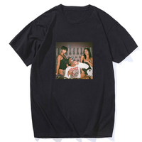 Playboi Carti Винтажная Футболка Рэпер Хип-Хоп рок крутая Летняя одежда футболки мужские хлопковые хип-хоп футболки с круглым вырезом топы