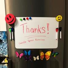 Magnets Whiteboard Refrigerator-Boards Fridge Waterproof Message FM05 Flexible Kids A3