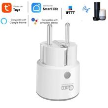 NEO Coolcam 16A WiFi умная розетка Беспроводная умная розетка с монитором энергии питания совместима с Alexa Echo, Google Home, IFTTT