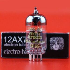 Image 5 - New 2pcs Russia Electro Harmonix  EH 12AX7 Vacuum Tube Matched Pair accessories Repalce Psvane Mullard JJ shuguang 12AX7/6N4