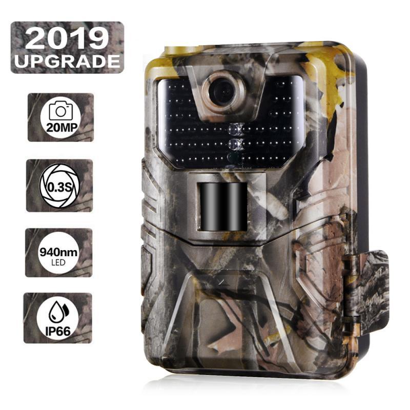 HC900A Wildlife Wild Hunting Cameras 20MP 1080P 0.5S Trigger Infrared Night Vision Trail Camera