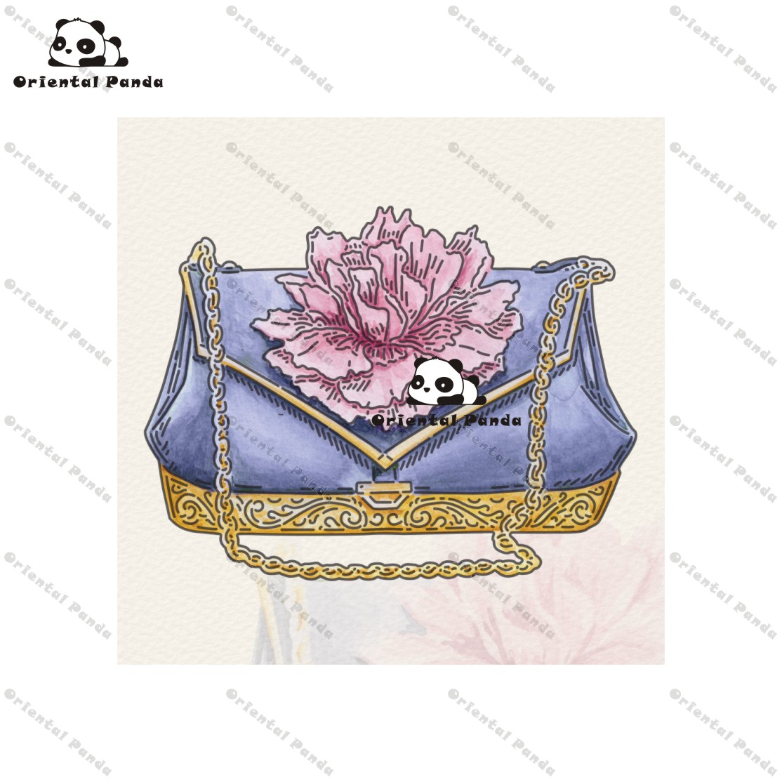 New Dies 2020 Carnation Handbag Metal Cutting Dies Diy Dies Photo Album  Cutting Dies Scrapbooking Stencil Die Cuts Card Making