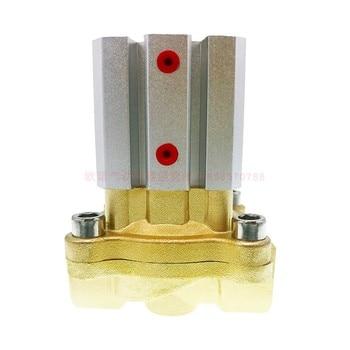 цена на Vacuum Pneumatic Control Valve Pneumatic Cylinder Control Solenoid Valve, Water Valve 2Q160-15 2Q400-40 25 35