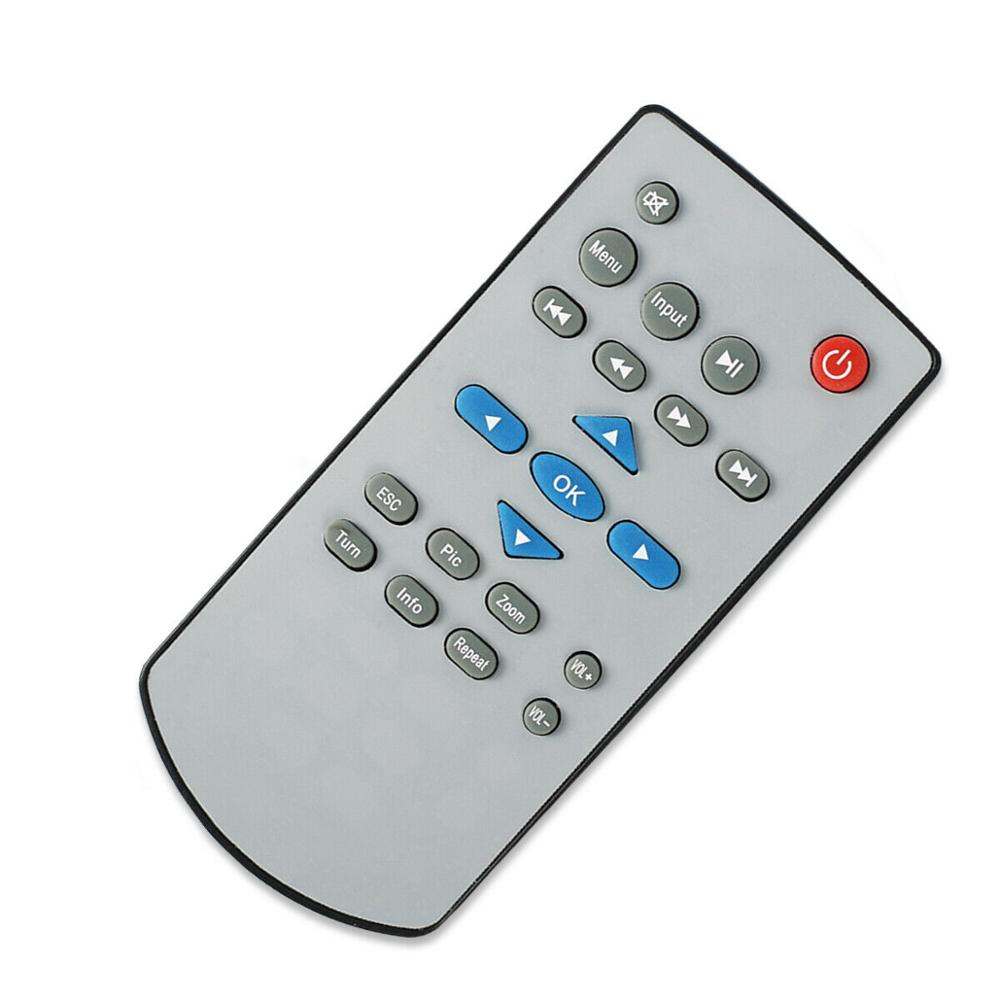 New For <font><b>Unic</b></font> UC28 UC30 UC40 UC50 <font><b>UC46</b></font> Projector Remote Control image