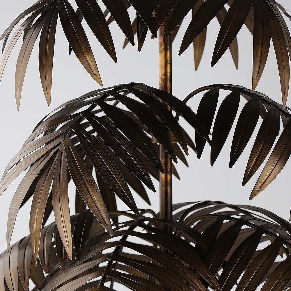 jungle themed chandelier