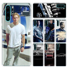 Fast And Furious Phone Case For Huawei P10 P20 P30 P40 Lite