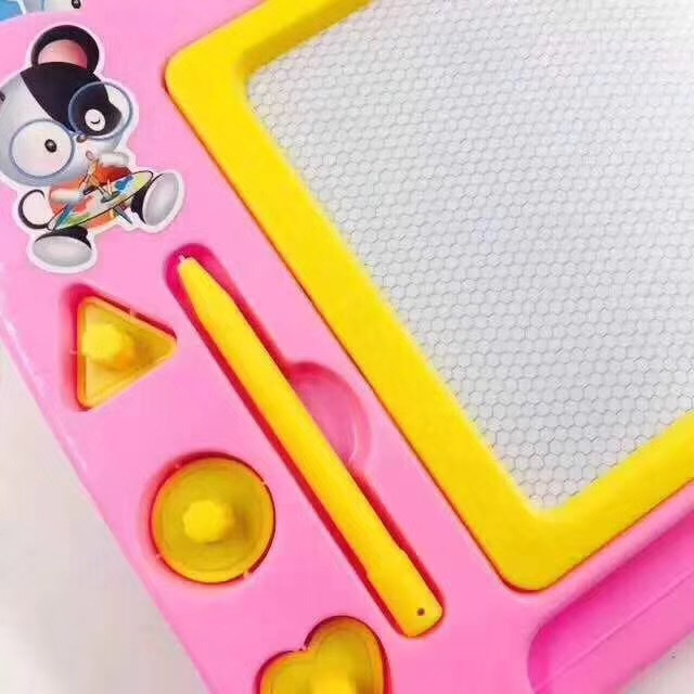 CHILDREN'S Drawing Board Oversized Magnetic Drawing Board Children WordPad Baby Toy