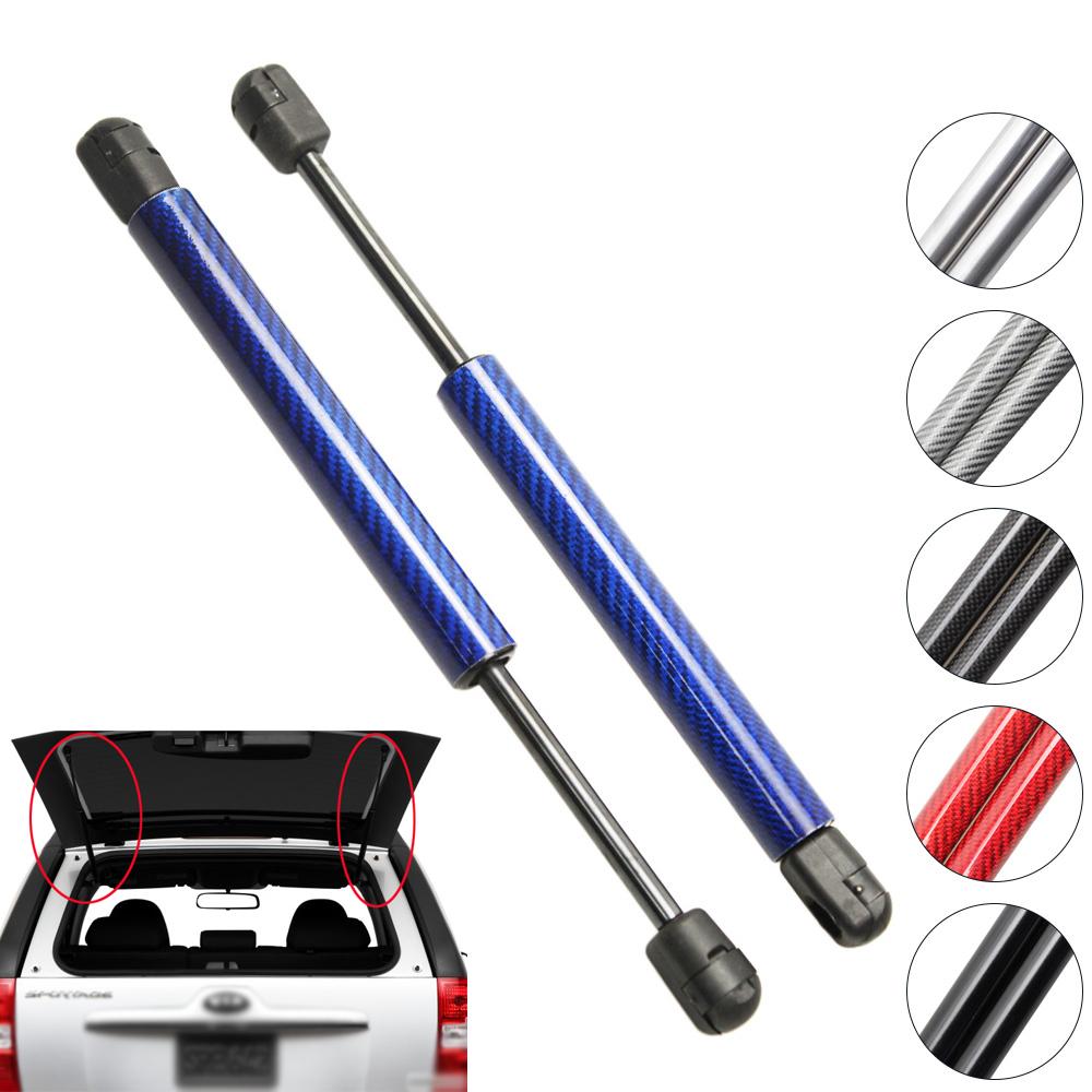 2pcs Car Rear Window Gas Struts Shock Struts Spring Auto Lift Support for Kia Sportage 2005-2010 481 mm Rear trunk