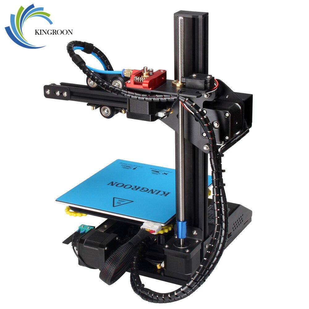 KingRoon BRICOLAGE 3D Imprimante KP3 Amélioré de Haute précision 3D принтер 180*180*180mm Cadre Métallique Rigide Drukarka 3D Tactile Écran LCD Chaude - 5