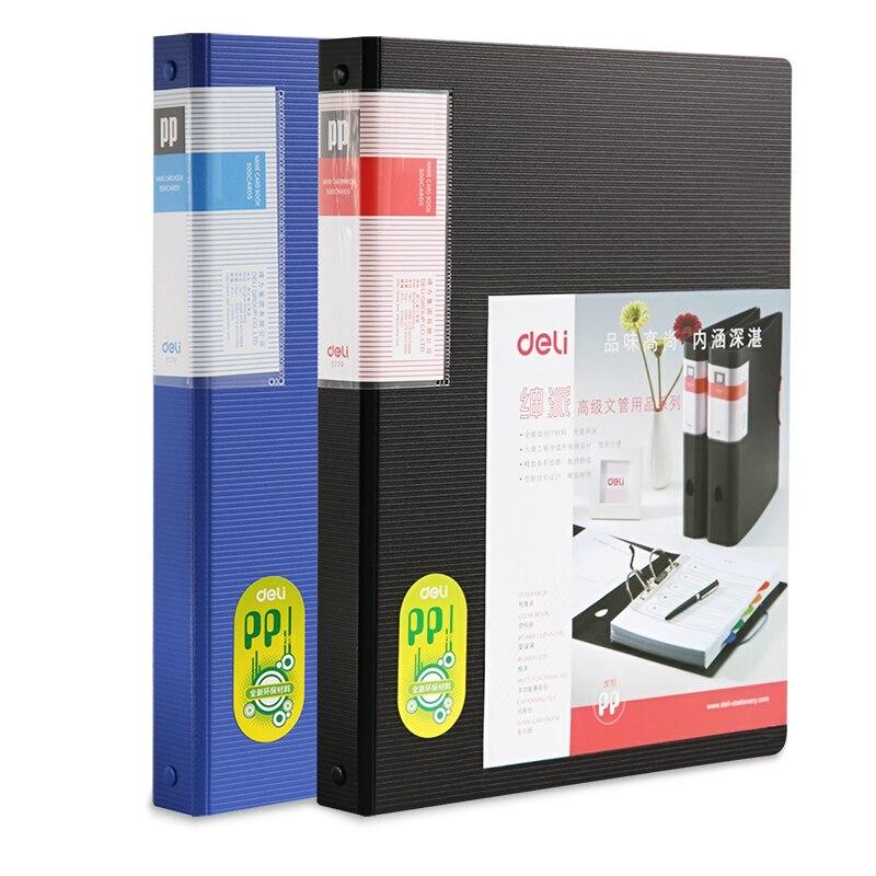 Big Capacity Business Card Book A4 Business Card Organizer Book Index Card 500 Business Card Stock Credit Card Organizer Book