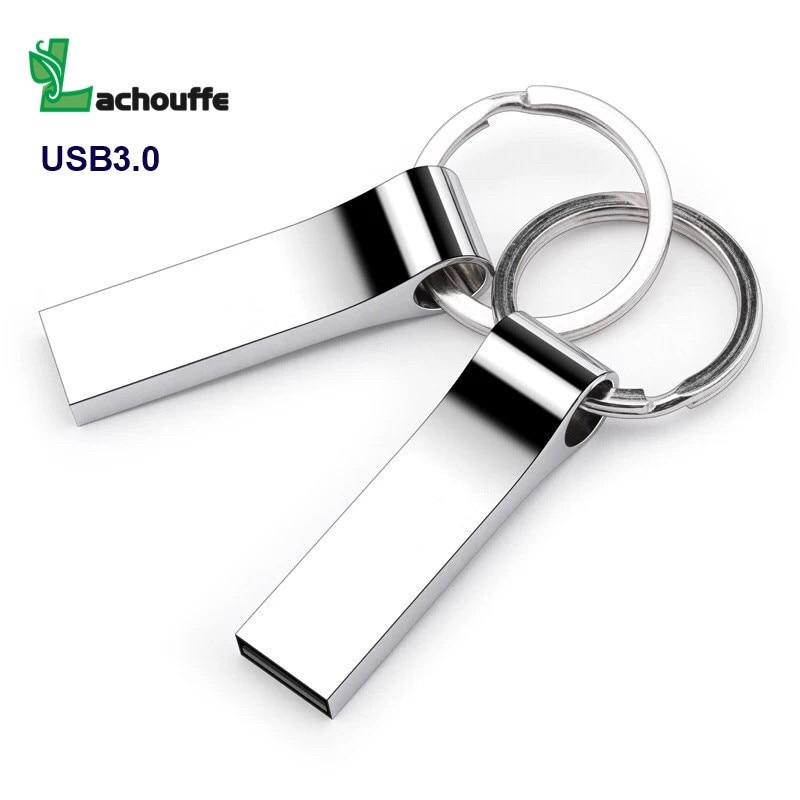 High Speed Usb3.0 Flash Drive 64GB 32GB 16GB 8GB 128GB Pen Drive Silver U Disk Memoria Cel Usb Flash Memory