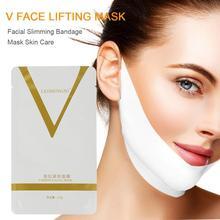 V Shape Lifting Facial Mask Slim Chin Neck Lift Peel-off Mas