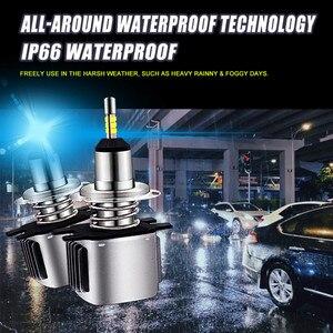Image 5 - INLONG Mit SAMSUNG Chips H1 Led Scheinwerfer Lampen H4 H7 LED H11 H8 9006 HB4 9005 Hb3 16000LM 5500K 6500K Scheinwerfer Auto Nebel Lichter