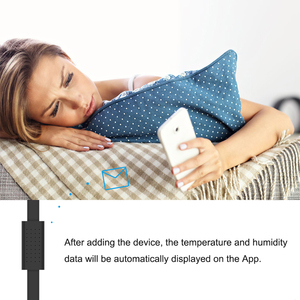 Image 2 - Broadlink HTS2 Usb Poort Tempetature Vochtigheid Sensor Detector Met RM4 Pro Slimme Afstandsbediening