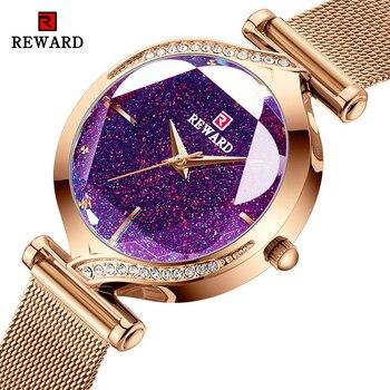 REWARD Fashion Women Watches
