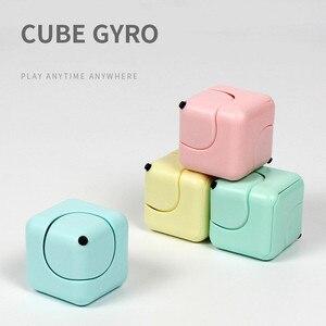 Горячая известная ABS антистресс тревога депрессия для снятия стресса куб и игрушки для детей