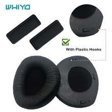 Сменные амбушюры whiyo с пластиковыми крючками для подушек sennheiser