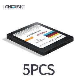 LONDISK SSD 5Pcs/Pack SATA 3.0 hdd ssd Internal Solid State Disk 120GB/240GB/480GB/960GB Hard Drive SSD 2.5 for PC