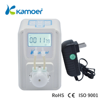 Kamoer KSP F01A 12V Peristaltic Metering Pump Aquarium Dosing Pump With LCD Protection Screen For Aquatic Fish Plant Tank