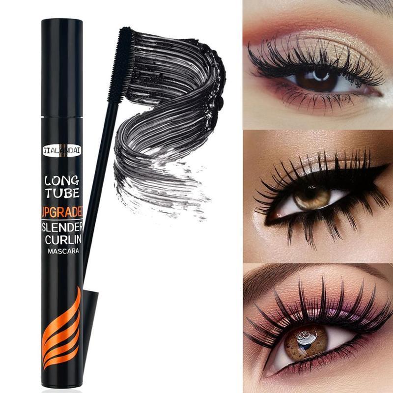 Black Mascara Individual Curl Eyelash Extension Mascara Volume Express Makeup 1pc Black Ink 3d Fiber Lashes Mascara