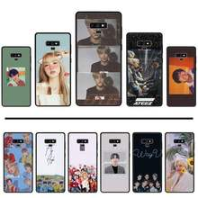 kpop star Luxury Unique Design Phone Cover For Samsung Galaxy S8 S9 S10 Plus Lite S10E Note 3 4 5 6 7 8 9 10 Pro cover(China)
