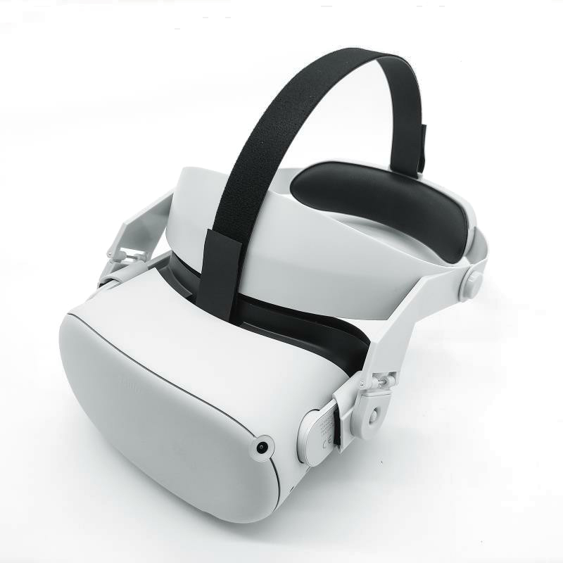 Djustable Head Strap for Oculus Quest 2 VR,Increase Supporting Forcesupport ,improve Comfort-Virtual Reality Accessorie