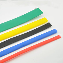 6meter 2:1 5 Colors 10mm 12mm 14mm 16mm 18mm 20mm insulation sleeve electrician with heat-shrinkable tube cable wire shrink