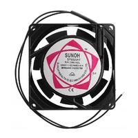SF8025AT 2082HSL 8025 80mm Sleeve Bearing 220 240V AC 2 Wire Case Cooling Fan 27RB|Fans| |  -