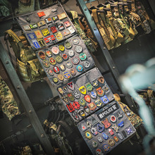 Военный боевой дух значок ткань паста дисплей для хранения Тактический фон ткань настенный аксессуар коллекция водонепроницаемый плакат