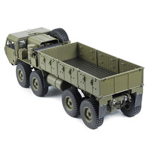 HG P801 P802 RC Car 1:12 2.4G M983 739mm Radio Control Car US Army Military Car Model Toys for Children without Battery Charger