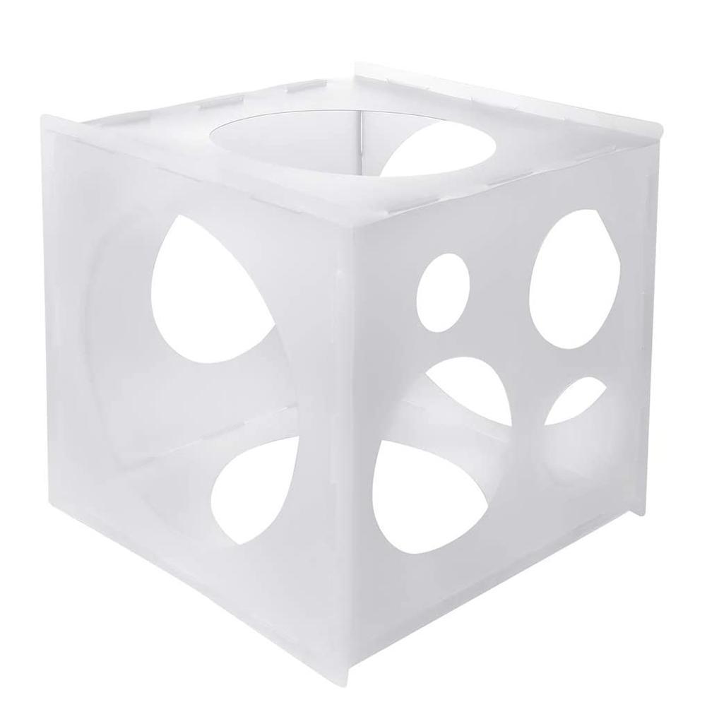 11 отверстий, размер воздушного шара, коробка для воздушных шаров, арки, колонны, сделать воздушный шар, инструмент для измерения размера, шар...