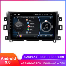Autoradio GPS pour Navara NP300 | 10.2 pouces, IPS, Android 9.0, 2014 2015, Carplay Radio BT 2016 DSP, Audio vidéo, Headunit No DVD(Hong Kong,China)