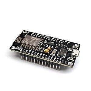 Image 3 - Kablosuz modülü CH340/CP2102 NodeMcu V3 V2 Lua WIFI şeylerin Internet kalkınma kurulu tabanlı ESP8266 ESP 12E Pcb ile anten