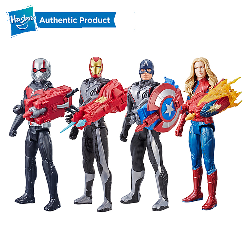 12/' Captain America Marvel Avengers Collection Action Figure Model Display Toy