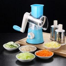 Wielofunkcyjny krajalnica tarka do warzyw dzielnik narzędzie ręczna maszynka do mięsa robot kuchenny akcesoria kuchenne gadżet