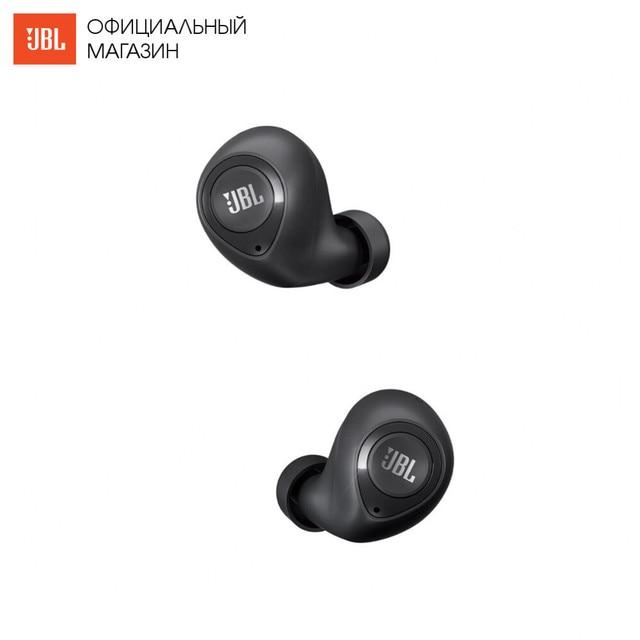 Earphones & Headphones JBL C100TWS  Portable Audio headset Earphone Headphone Video with microphone C100 TWS