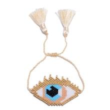 SEDmart 2019 Handmade tassel  Bracelets for Women Gold Turkish heart Bracelet Insta Pulseras bohemian Jewelry Gifts