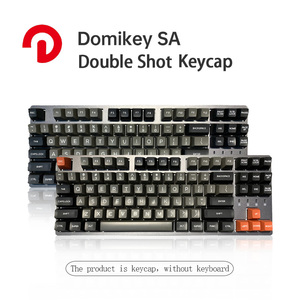 Domikey SA профиль DOLCH двойной выстрел ABS keycaps для MX Переключатель Механическая игровая клавиатура набор 158 keycaps