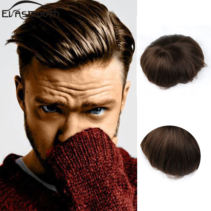 2020 Ins Trend Human Hair Mono Men Toupee Hair Extensions Male Wigs Lace Front Human Hair Wig Toupee Base Thickness 0.02-0.08mm