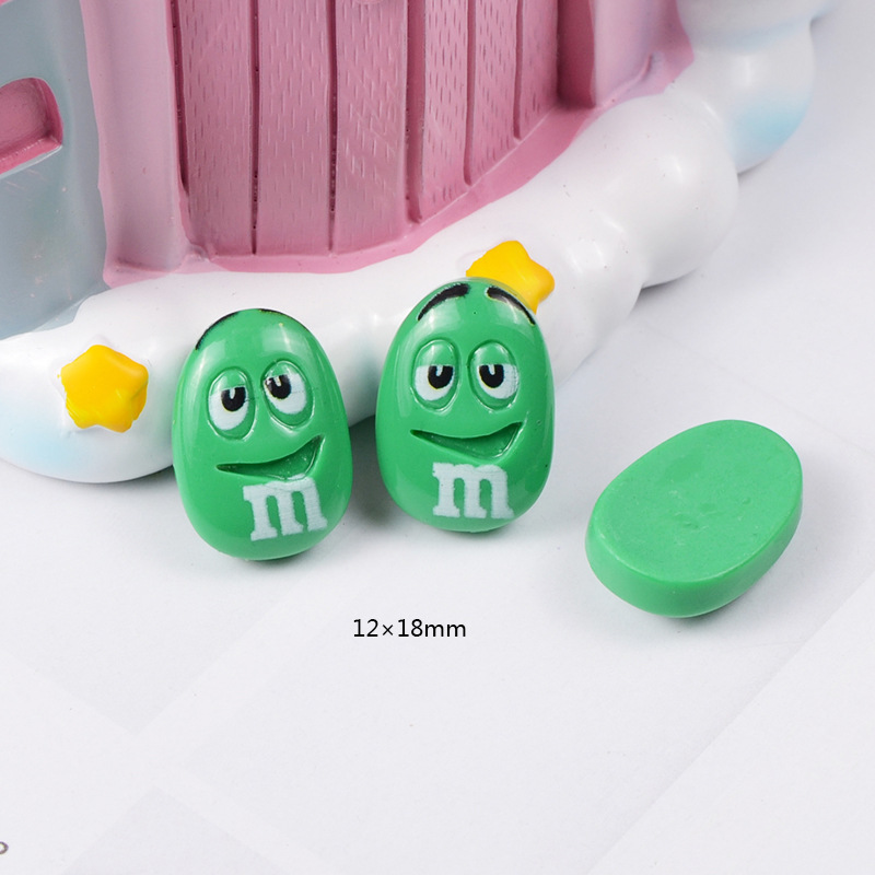 Colorful Mini M Bean Addition Slime Filler for Slime DIY Polymer Addition Slime Accessories Toy Lizun Model Tool for Kids Toys E in Modeling Clay from Toys Hobbies