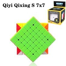 Qiyi Qixing S 7x7x7 Magic Cube 7x7 Speed Cube 4x4x4 5x5x5 Cubo Magico 6x6x6 Puzzle Education Kid Toys
