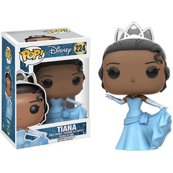 Funko POP Disney Princess Belle Tangled Ariel Cinderella Tiana Action Figure Toys Vinyl Dolls for Kids Birthday Gifts 5