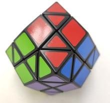 Lanlan rua cubo para coletor brinquedo cubo magico 12 eixo 12 rhomboédral dodecaedro brinquedo educacional dropshipping