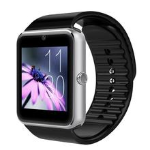Android Smart Watch GT08 With Camera Bluetooth 4.0 Wristwatch Support Sim TF Card Smartwatch GT08 A1 DZ09(China)